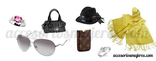 Los accesorios en la moda de las mujeres, siempre importantes