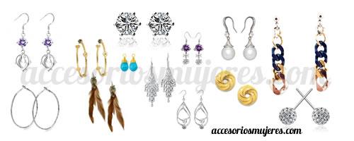 Aretes para mujeres, accesorios que siguen estando a la moda
