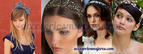 Diademas para mujeres, accesorios para el cabello que no pasan de moda